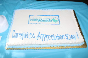 Visiting Angels Caregiver Appreciation Day 2015
