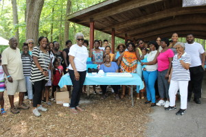Visiting Angels Caregiver Appreciation Cookout 2015