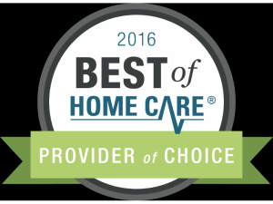 provider of choice 2016 logo