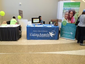 Visiting Angels @ FBCG Health Expo